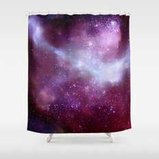 A Night Without Lights Shower Curtain