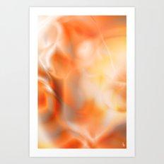 Solar Activity Art Print