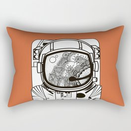 Searching for human empathy 1 Rectangular Pillow