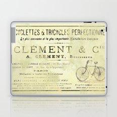 Bicyclette Laptop & iPad Skin