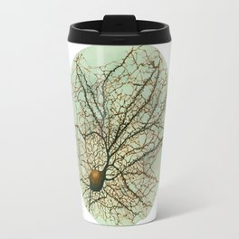 Neuron Watercolour Travel Mug