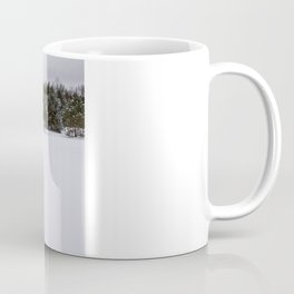 Snowy Meeting Coffee Mug