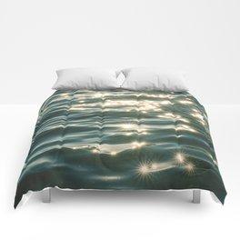 Ocean Sparkle Comforters