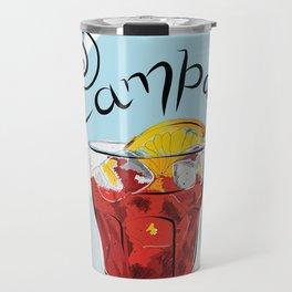 Campari Travel Mug
