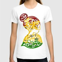 rasta T-shirts featuring Rasta Lady by Lonica Photography & Poly Designs