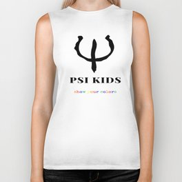The Darkest Minds - psi kids Biker Tank