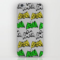 Vampira! iPhone & iPod Skin