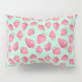 Strawberry  Pillow Sham