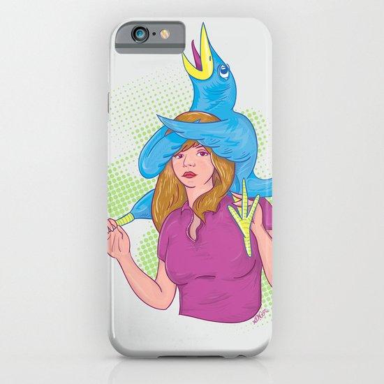 Birds and Birds 2 iPhone & iPod Case