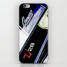 Z-28 iPhone & iPod Skin