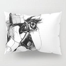 Ball Gagged Pillow Sham