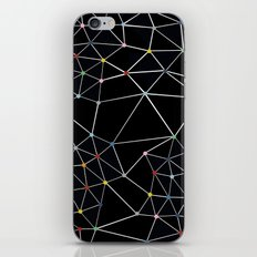 Seg with Color Spots iPhone & iPod Skin