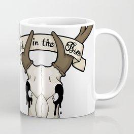 Ink in the Bone Coffee Mug