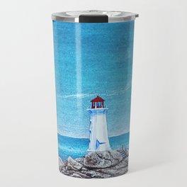 Peggy's Cove Travel Mug