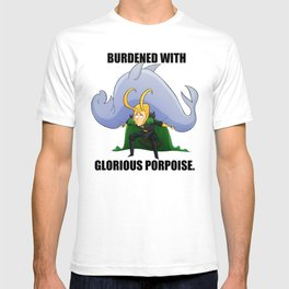 Glorious Porpoise T-shirt