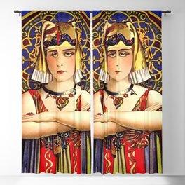 Cleopatra Blackout Curtain