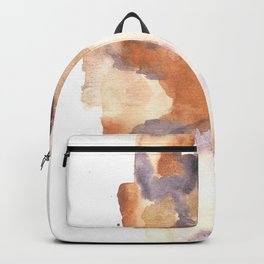 Soft Texture Watercolor | [Grief] F U Universe Backpack