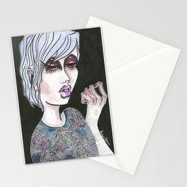 Indigo Stationery Cards