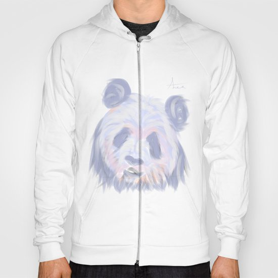 Pastel Panda Hoody