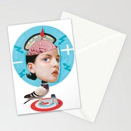 Bird Brain Stationery Cards