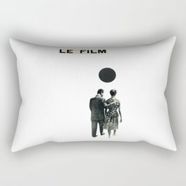 Le Film Rectangular Pillow