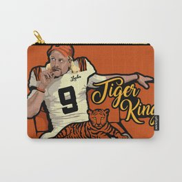 Joe Burrow Tiger King Carry-All Pouch