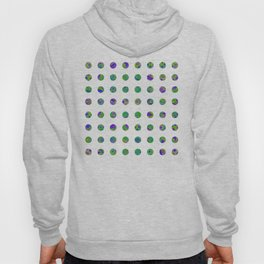 """""""Be yourself (Pop Fantasy Colorful Pattern)"""" Hoody"""