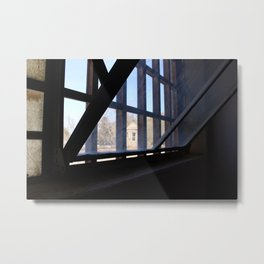 Longing for the Outside Metal Print