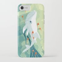 freeminds iPhone & iPod Cases featuring Nightbringer 2 by Freeminds