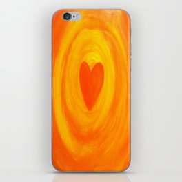 I  Embrace MY LOVE iPhone Skin