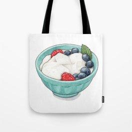 Breakfast & Brunch: Yogurt Tote Bag
