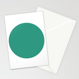 Go | Green Circle Stationery Cards