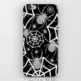 Spiders iPhone Skin