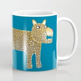 Jaguar Evenings Coffee Mug