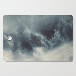 Ocean of clouds by Teresa Thompson Cutting Board