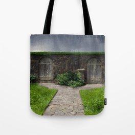 Choices (Secret Garden) Tote Bag