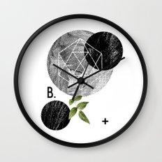 B-plus. Wall Clock