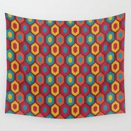 Bohemian Ikat Wall Tapestry