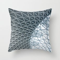 CANOPY 02A Throw Pillow