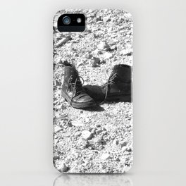 Don't You Want To Dance? iPhone Case