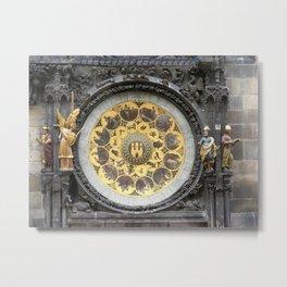 Prague IV Metal Print