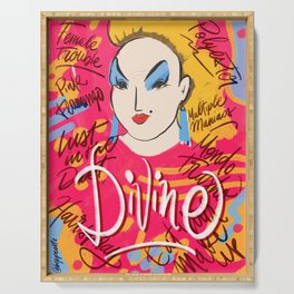 Divine Serving Tray