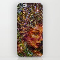 medusa iPhone & iPod Skins featuring Medusa.... by shiva camille