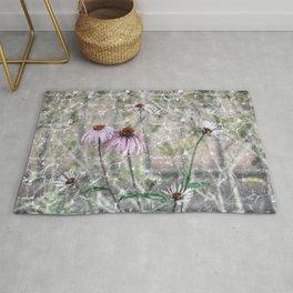 Echinacea Rug