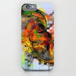 Artist's skull .... iPhone Case