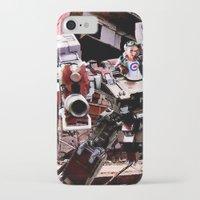 full metal alchemist iPhone & iPod Cases featuring Full Metal Jacket by Danielle Tanimura