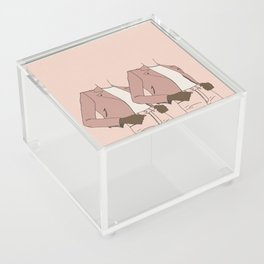 Girl Power Acrylic Box
