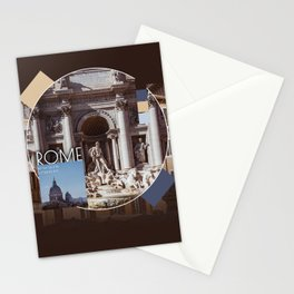 COLLAGE: Rome I Stationery Cards