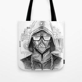 Def Vader Tote Bag