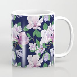 Magnolia Floral Frenzy Coffee Mug